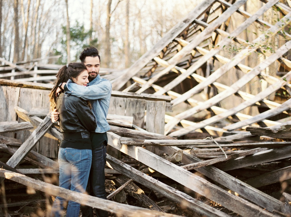 Eb photography + artistry styled shoot film couple session_0964